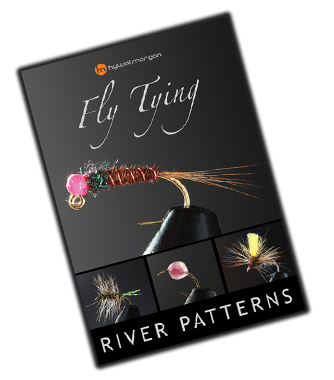 Hywel Morgans Fly Tying - River Patterns